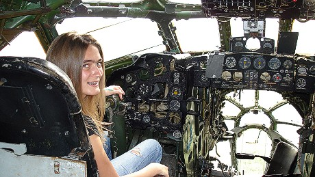Related Article: Russian woman's remarkable mission to restore Soviet jet airliner