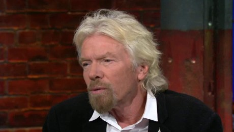 Richard Branson: Volkswagen scandal is a wake-up call