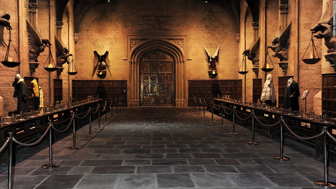 Harry Potter fans had to be quick to nab seats at Warner Bros. Studio ...