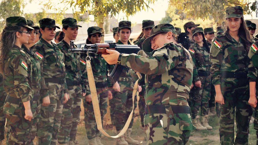 Image result for yazidi brigade