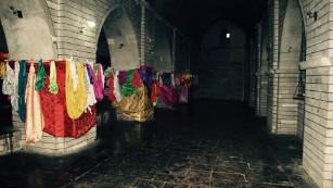 Inside Lalish, spiritual home of the Yazidis