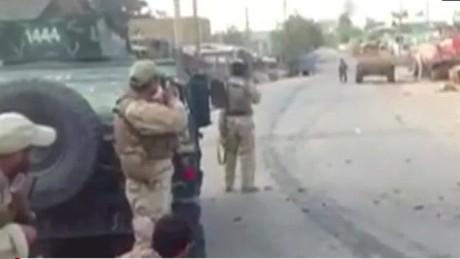Afghan troops say Kunduz retaken...