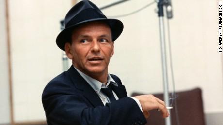 Sinatra: Singer, actor, showman