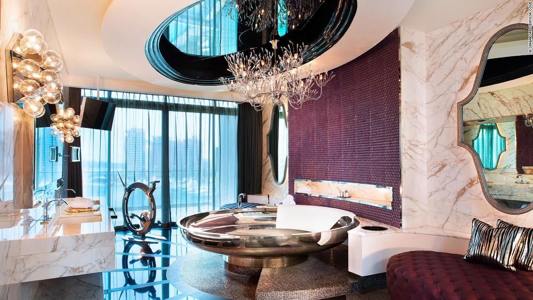 Singapore 39 s 6 most extravagant hotel suites - 2 bedroom hotel suites singapore ...