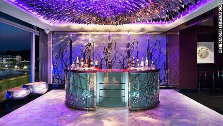 W Singapore Sentosa Cove Singapore hotels