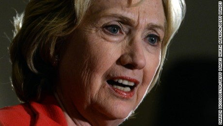 Clinton: Kevin McCarthy's comments 'deeply distressing'
