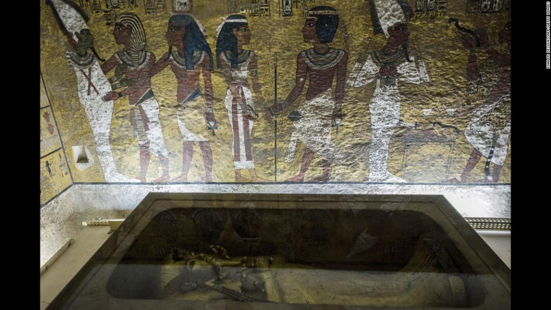 The Burial of Nefertiti