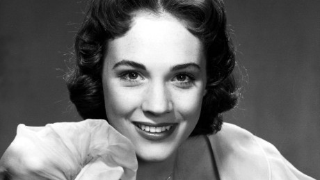 British actress and singer Julie Andrews studio portrait  (Photo by Popperfoto/Getty Images)