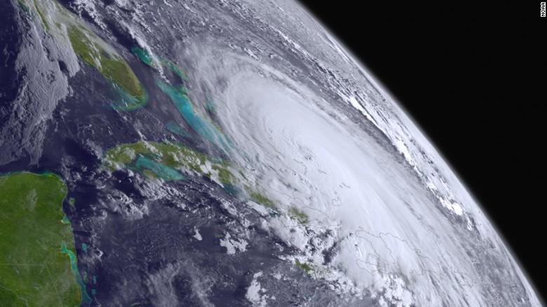 Hurricane Joaquin may bring 15 inches of rainfall