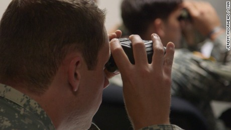 Special Operations Command soldiers train for on the ground intelligence