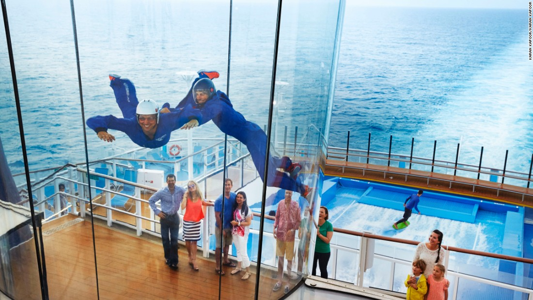 Regret, but Best cruise line for adults