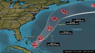 151002110205 11a joaquin tracker medium plus 169 Coast Guard: Missing cargo ship El Faro sank