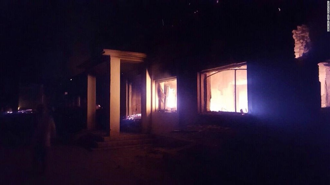 The circumstances of the attack weren't immediately clear, but the U.S. military conducted an airstrike in Kunduz at the time, and the incident is being investigated to determine if that airstrike aimed at the Taliban is responsible.