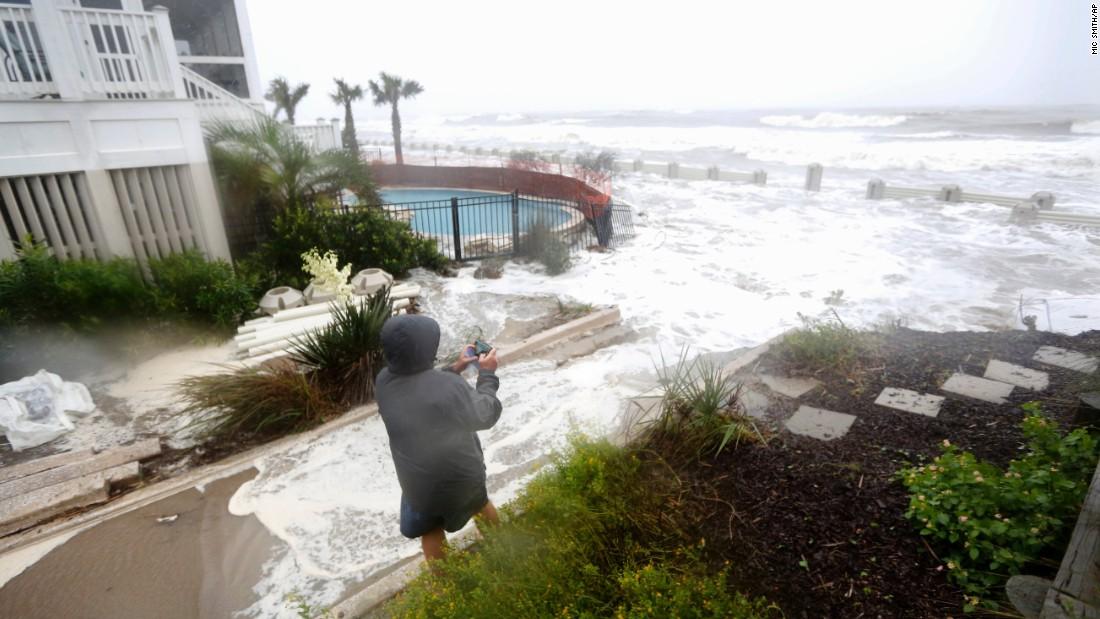 South Carolina flooding: Was that climate change? - CNN.com