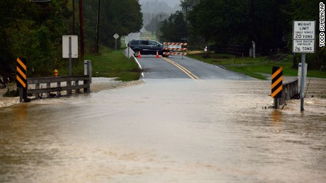 Storms flood East Coast