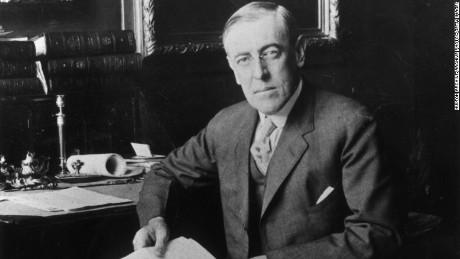 woodrow wilson essay on administration
