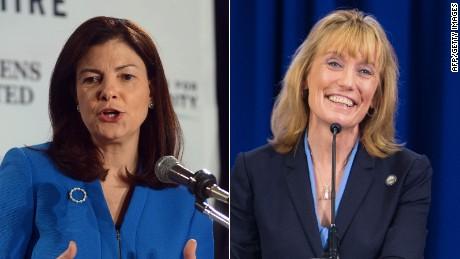 GOP senator facing anti-Trump heat in re-election race