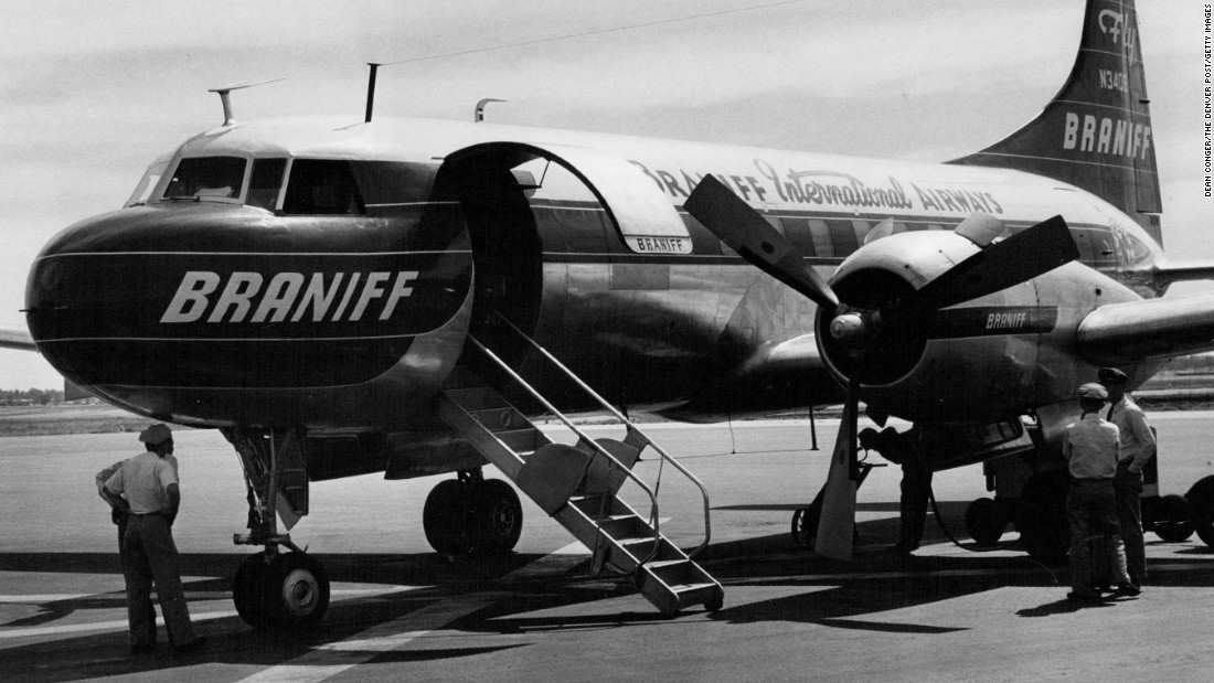 Braniff Airways -- based in the Southwest -- lasted for nearly 52 years before it died, another victim of the highly competitive market that developed after government deregulation. During its peak years in the 1970s, Braniff established many international routes, including flights to Europe, Mexico and South America.