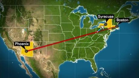 American Airlines pilot dies mid-flight, co-pilot lands