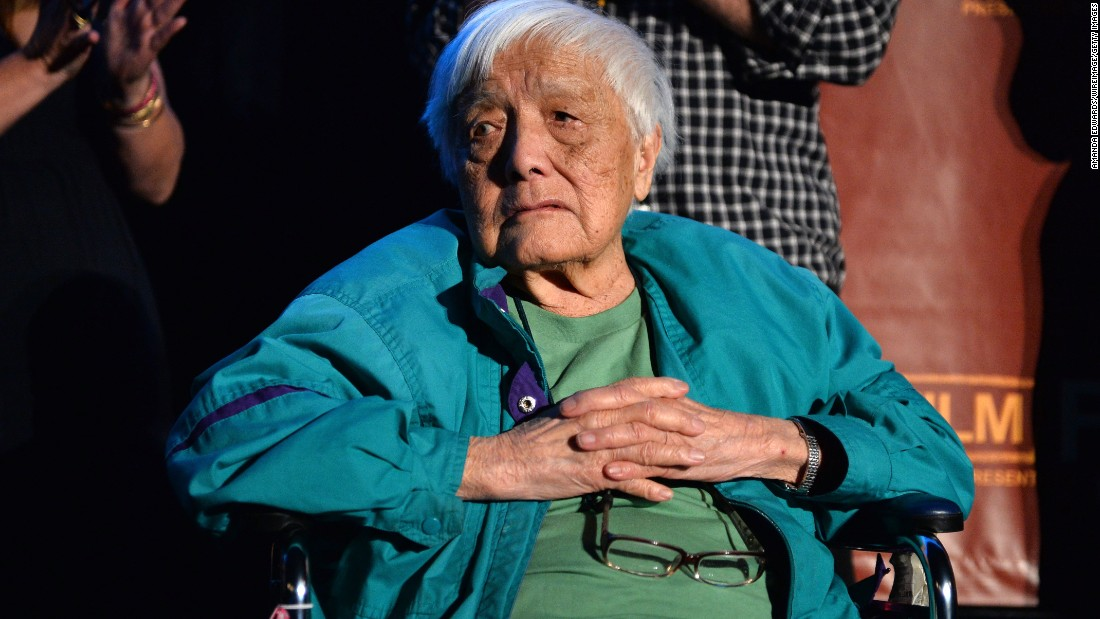 "<a href=""http://www.cnn.com/2015/10/06/us/activist-grace-lee-boggs-dies/index.html"" target=""_blank"">Grace Lee Boggs</a>, a writer, activist and feminist, ""died peacefully in her sleep"" at her home in Detroit, the Boggs Center website said October 6. She was 100."