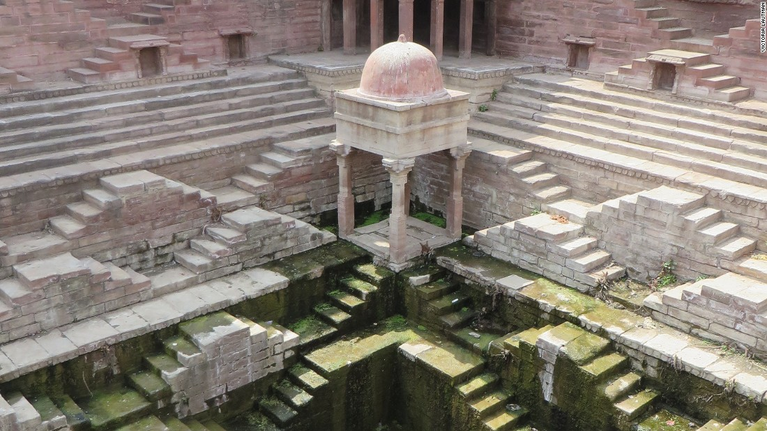 Victoria Lautman takes tips from drivers, villagers, and pores over old maps to find India's ancient and abandoned stepwells. In the following images, she discusses her journeys and the stepwells she has stumbled upon.