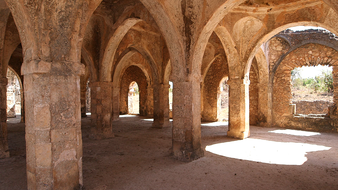 """East Africa is ... a wild realm of extraordinary landscapes, peoples and wildlife,"" says Lonely Planet. The <a href=""http://edition.cnn.com/2015/10/19/africa/kilwa-rhapta-felix-chami/"">Great Mosque of Kilwa Kisiwani</a> (pictured) is the oldest standing mosque on the East African coast."