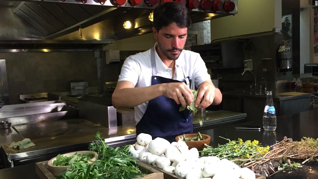 Meet Virgilio Martinez, Peru's best chef