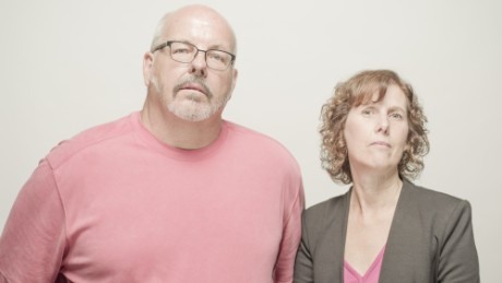 Tom Sullivan and Jane Dougherty