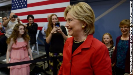 Clinton hammers Republicans in new ad