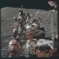 26 astronauts on the moon