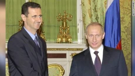 vladimir putin Bashar al-Assad alliance dnt todd tsr_00004718