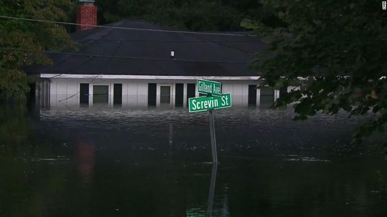 South Carolina flooding drone sanchez newday_00001420