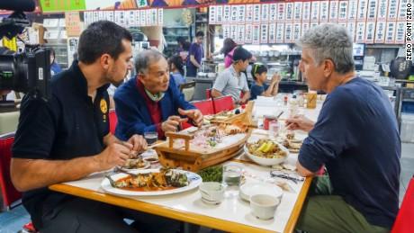 Anthony Bourdain: Parts Unknown - Okinawa