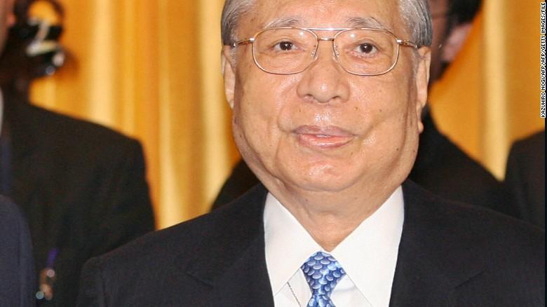 Philosopher Daisaku Ikeda is leader of the Japanese Buddhist group Soka Gakkai International.
