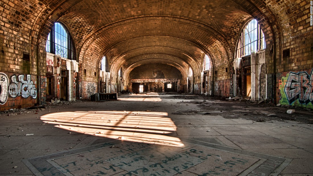 "He now blogs extensively about his experiences and photography projects on his website, <a href=""http://architecturalafterlife.com/"" target=""_blank"">Architectural Afterlife</a>.<br /><em><br />East Central Station in Buffalo, New York </em>"