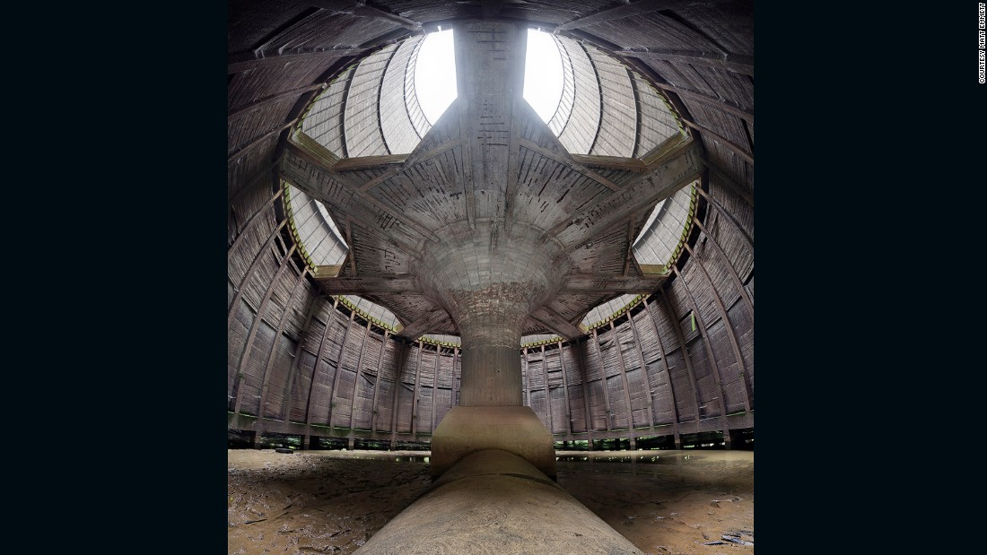 "British photographer and Pentax ambassador Matt Emmett, who runs a site called <a href=""http://www.forgottenheritage.co.uk/"" target=""_blank"">Forgotten Heritage</a>, has been shooting abandoned spaces for the last four years.<br /><em><br />Back Stage Pass - A Belgian power plant that shuttered in 2007 </em>"