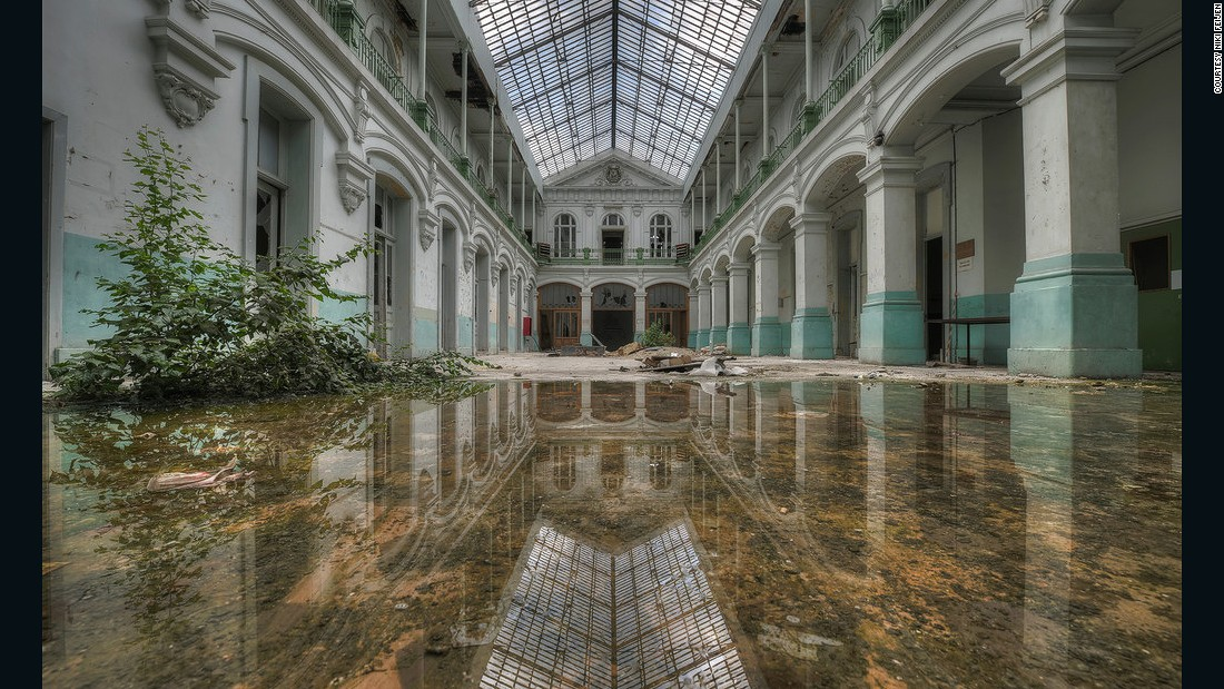"In November, Feijin will present at <a href=""http://affordableartfair.com/hamburg/?lang=en"" target=""_blank"">Hamburg's Affordable Art Fair</a>.<br /><em><br />Speculum - An abandoned school</em>"