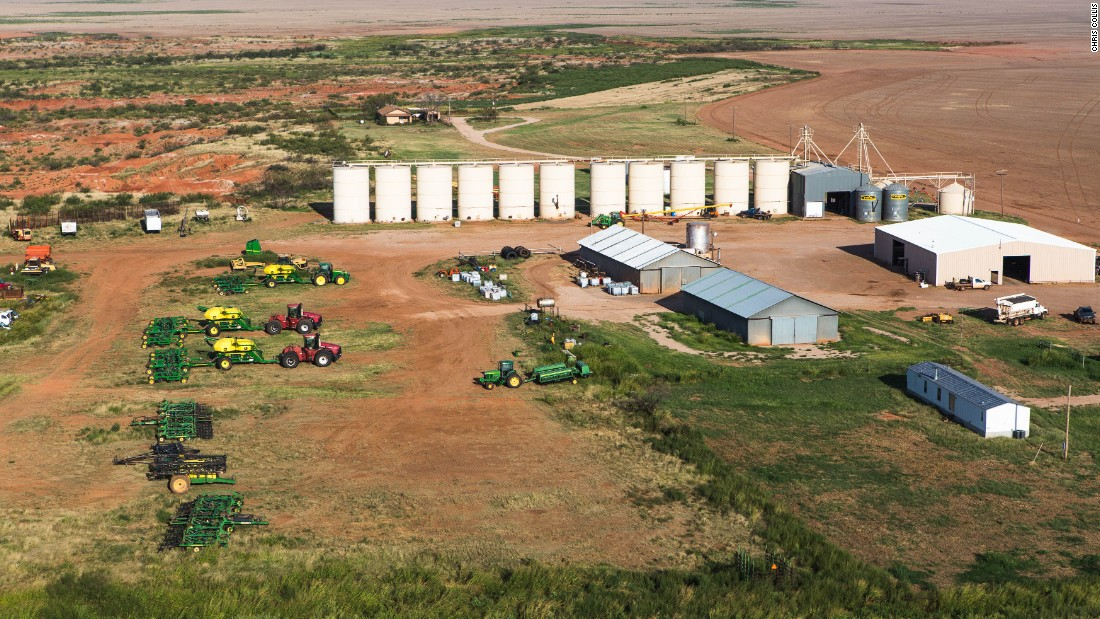 Half-million-acre ranch for sale