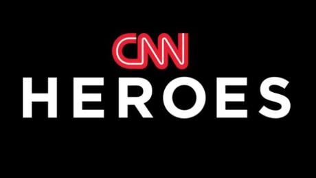CNN Heroes top 10 logo