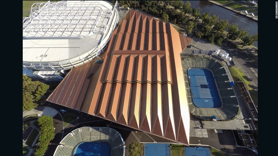 Keep Cool And Carry On New Trends In Stadium Design Cnn Com