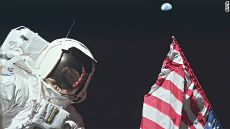 Photos from NASA's Apollo missions