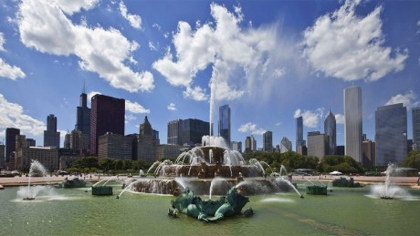 "If Buckingham Fountain's good enough to open an episode of ""Married... With Children,"" it's good enough to open our expert guide to Chicago."
