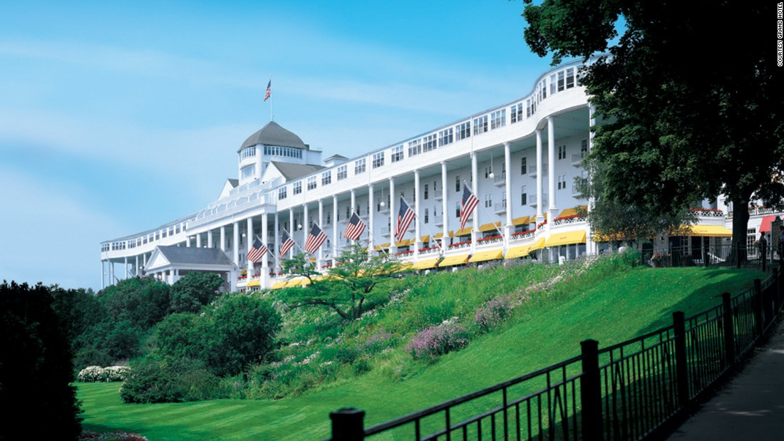 top u s historic hotels of america