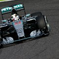 F1 star 'driving like a god'