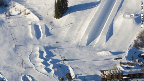 Buttermilk terrain park: family friendly? Depends on your family.