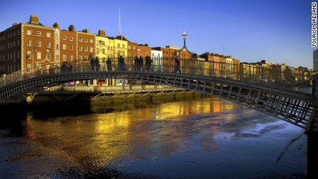 Read on to find out what's happening in the capital of Ireland.