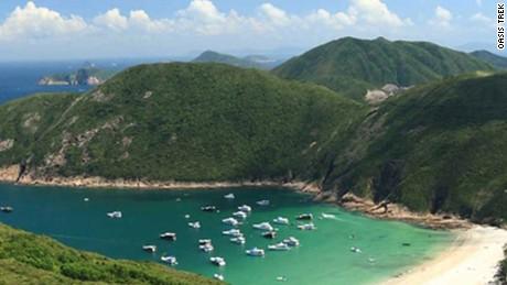 Believe it or not, it's Hong Kong.