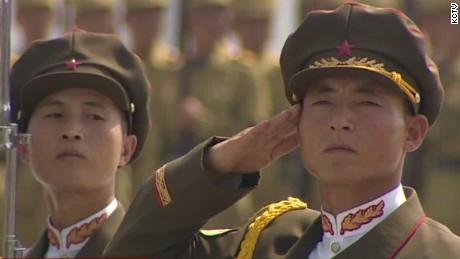 North Korea Preps RIPLEY PKG_00000728