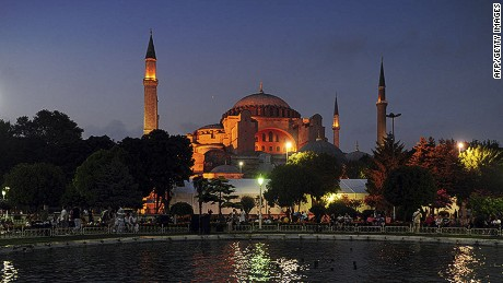 Istanbul -- half Europe, half Asia, completely stunning.