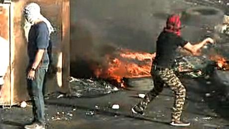 Israel west bank clashes wedeman lklv_00012719